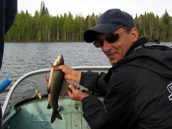 рыбалка в карелии летом в июле